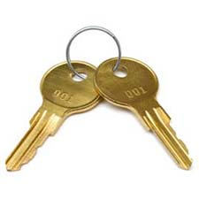 Cabinet / Specialty Keys