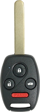 Honda Remote Head Keys