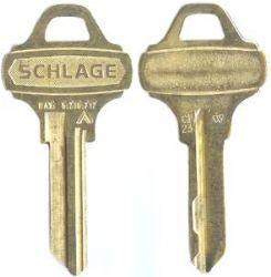 Condo & Security Keys